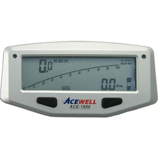 Acewell ACE-1600 (met laptimer)