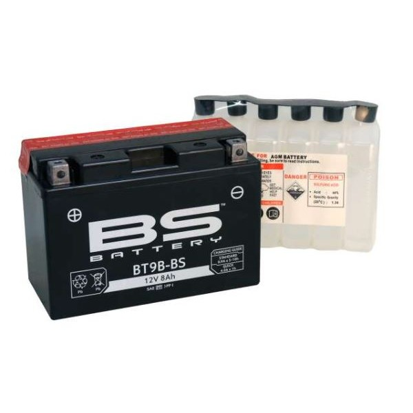 BS-Battery BT9B-BS