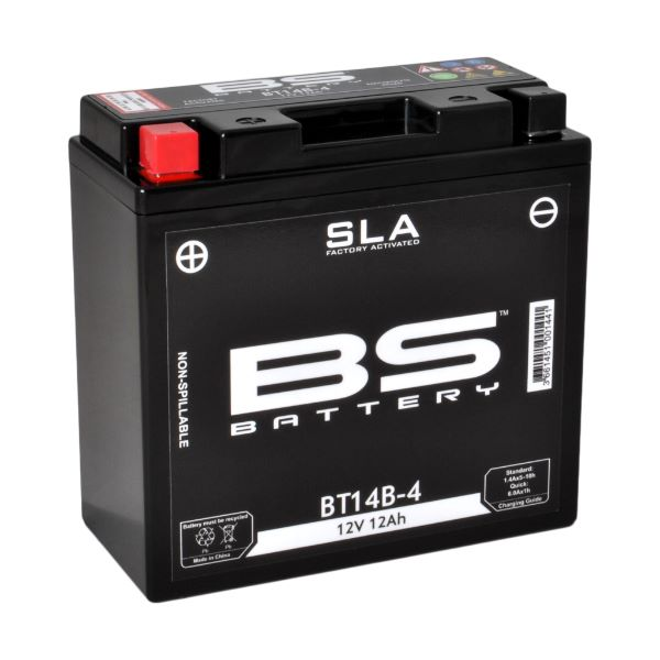BS-Battery BT14B-4-SLA