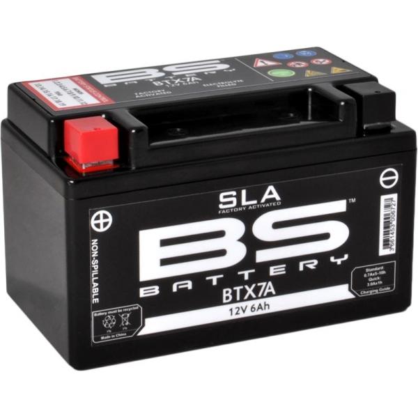 BS-Battery BTX7A-SLA
