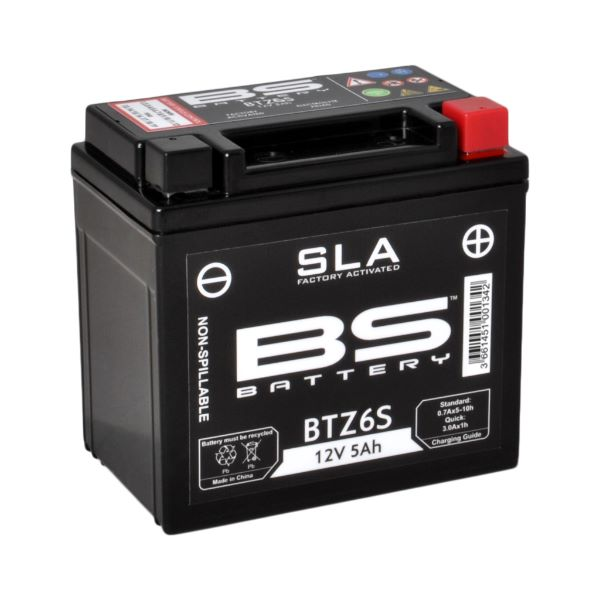 BS-Battery BTZ6S-SLA