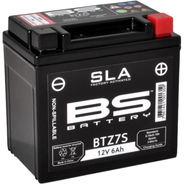 BS-Battery BTZ7S-SLA