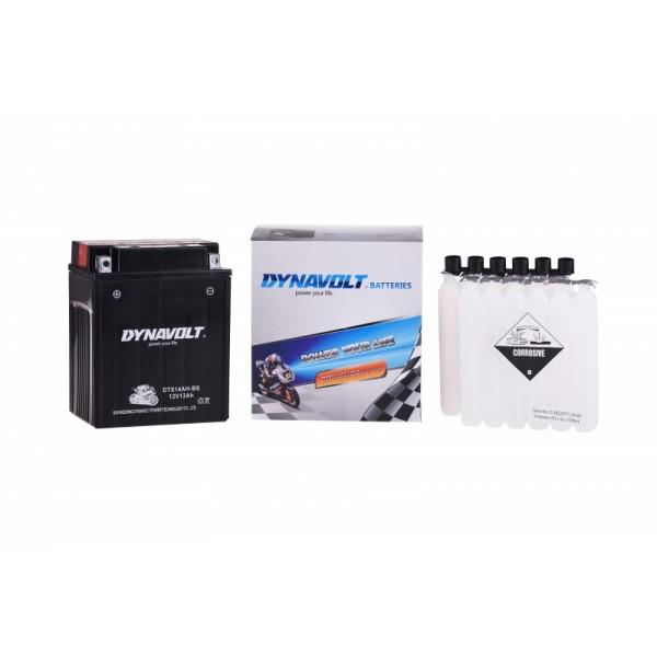 Dynavolt AGM DTX14AH-BS / YTX14AH-BS
