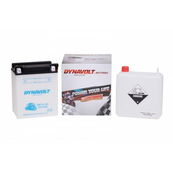 Dynavolt Classic DB14L-B2 / YB14L-B2 (DIN 51413)