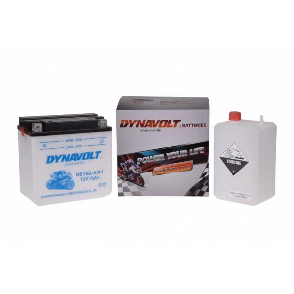 Dynavolt Classic DB16B-A / YB16B-A (DIN 51615)