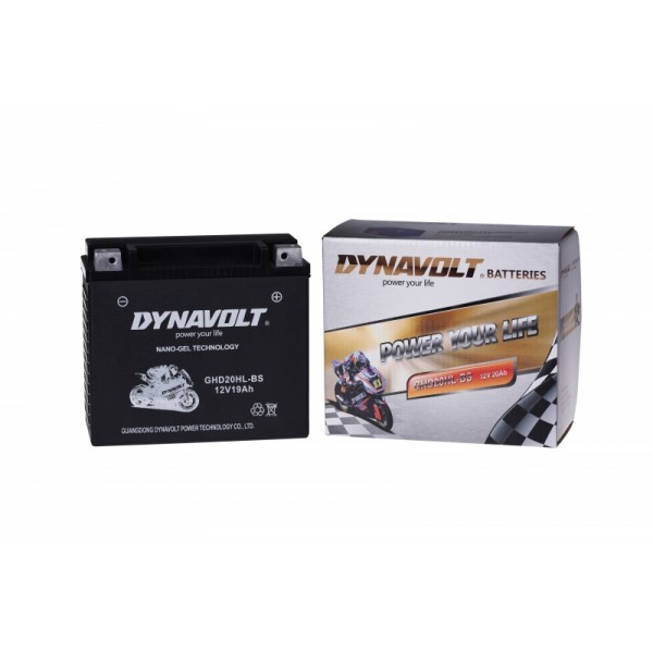 Dynavolt GEL GHD20HL-BS / GHDZ20HL-BS / GHD20HL-BS