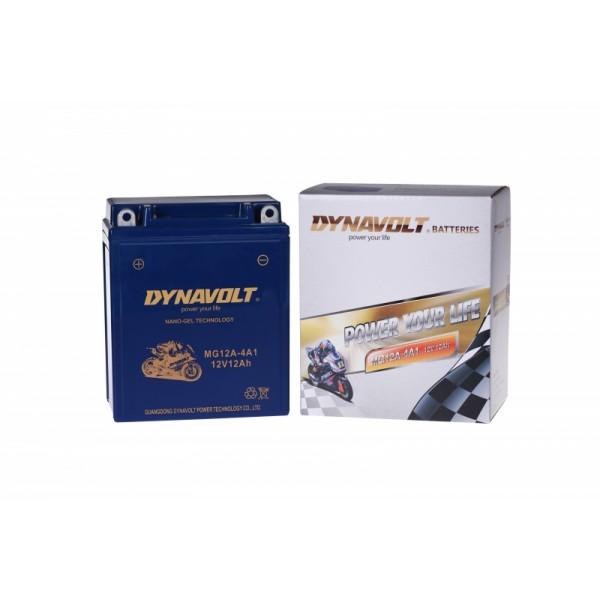 Dynavolt GEL MG12A-4A1 / GB12A-A (DIN 51211)