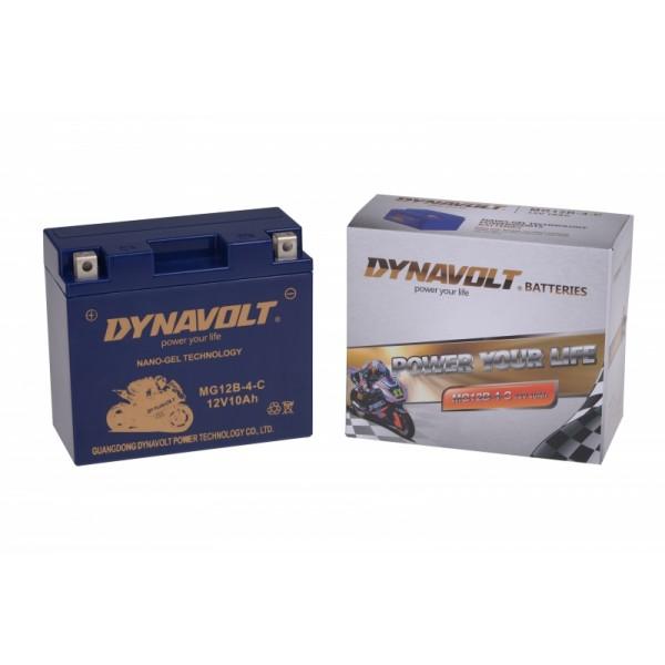 Dynavolt GEL MG12B-4-C / GT12B-4 (DIN 51201)