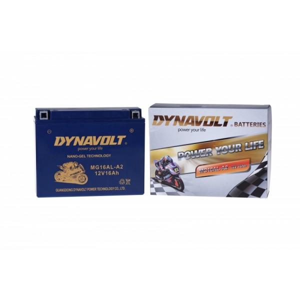 Dynavolt GEL MG16AL-A2 / GB16AL-A2 (DIN 51616)