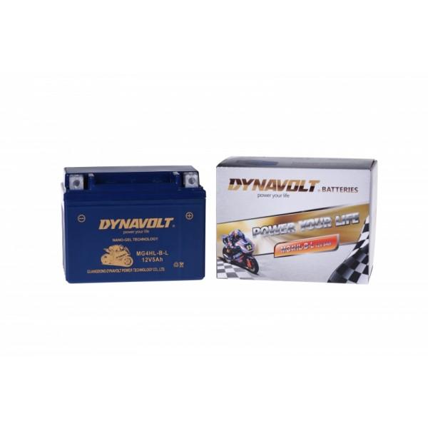 Dynavolt GEL MG4HL-B-L / GB4L-B (DIN 50411)