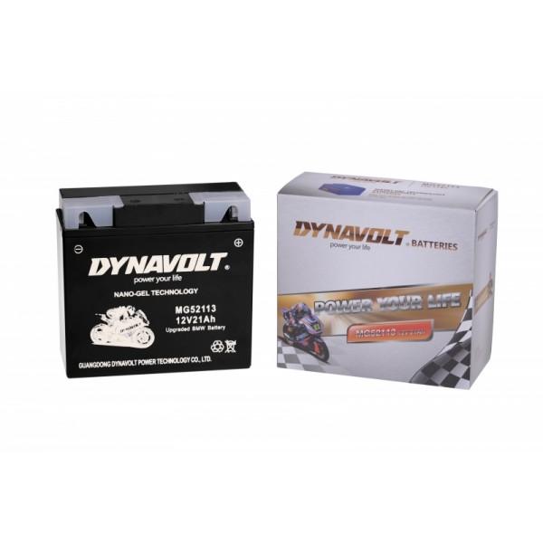 Dynavolt GEL MG52113 / G12-19 (DIN 51913)