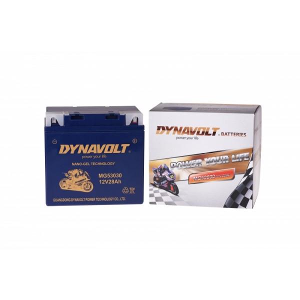 Dynavolt GEL MG53030 / G60-N30L-A (DIN 53030)