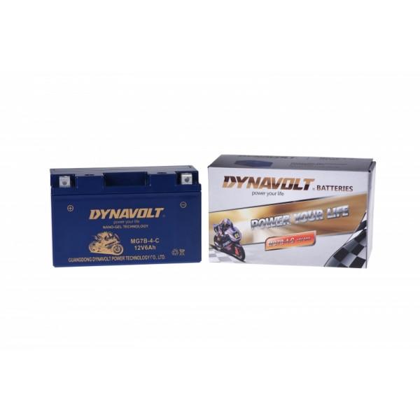 Dynavolt GEL MG7B-4-C / GT7B-4 (DIN 50798)