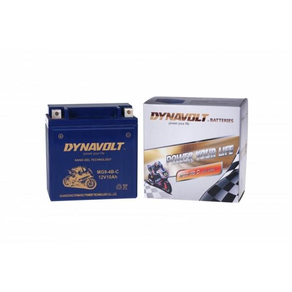 Dynavolt GEL MG9-4B-C / GB9B (DIN 50914)
