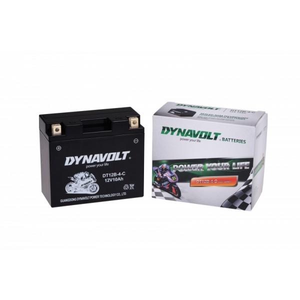 Dynavolt SLA DT12B-4-C / DT12B-4 / YT12B-4 (DIN 51201)