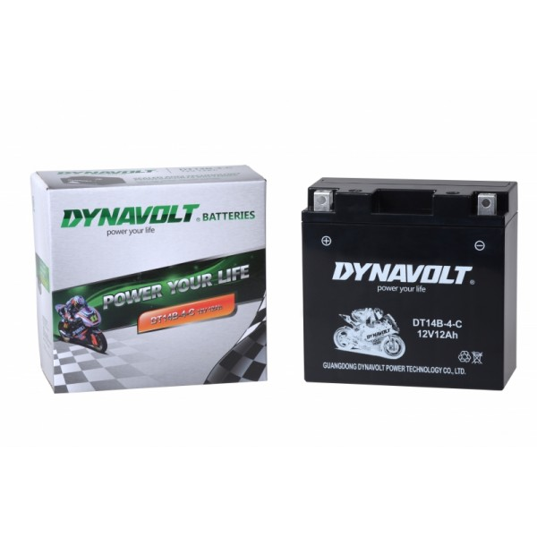 Dynavolt SLA DT14B-4-C / DT14B-4 / YT14B-4 (DIN 51203)
