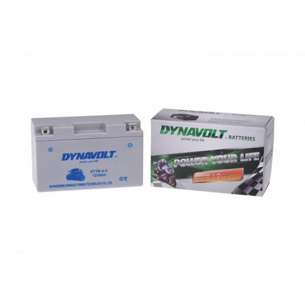 Dynavolt SLA DT7B-4-C / DT7B-4 / YT7B-4 (DIN 50798)