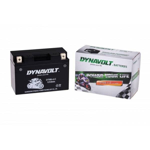 Dynavolt SLA DT9B-4-C / DT9B-4 / YT9B-4 (DIN 50902)