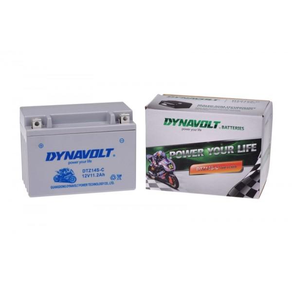 Dynavolt SLA DTZ14S-C / DTZ14-S / YTZ14-S (DIN 51102)