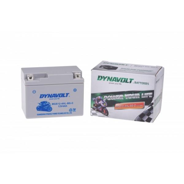 Dynavolt SLA MGS12-4HL-BS-C / SLA 12-4S (DIN 50590)