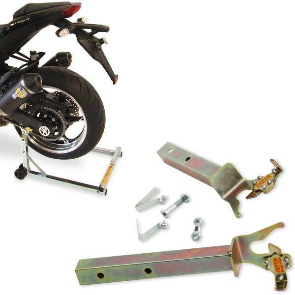 Kern Stabi - Paddockstand - Pro Serie V - met  Klick en Vast Adapterset (Zonder Racebuttons)