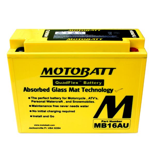 Motobatt MB16AU