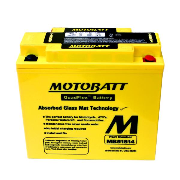 Motobatt MB51814