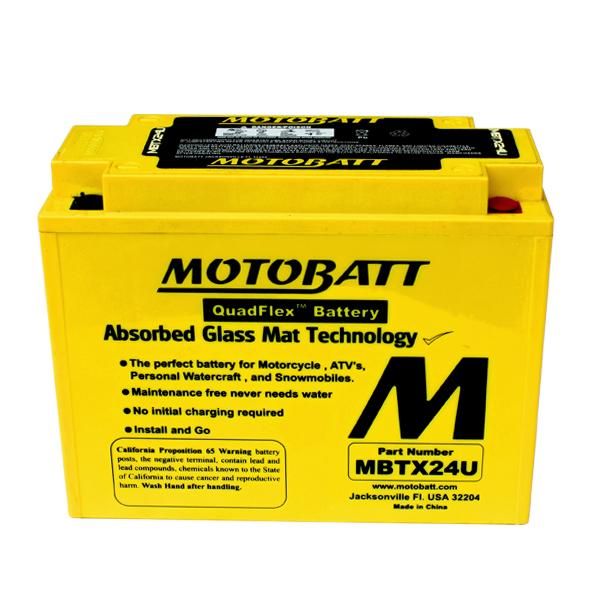 Motobatt MBTX24U