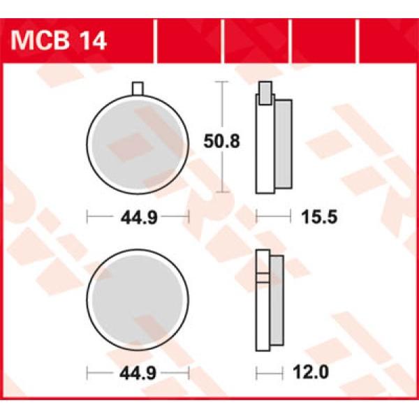 MCB 14