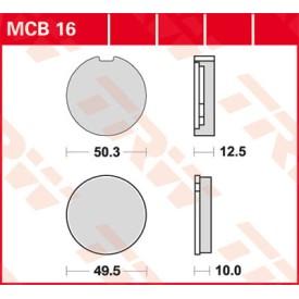 MCB 16