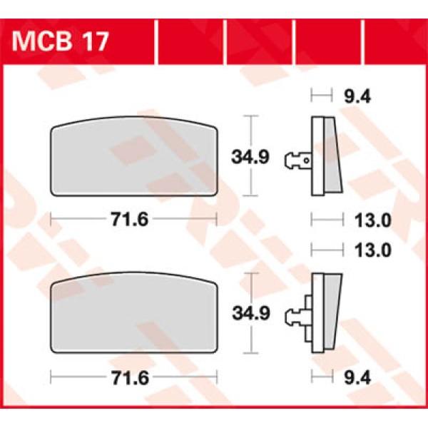 MCB 17