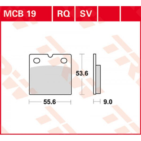 MCB 19