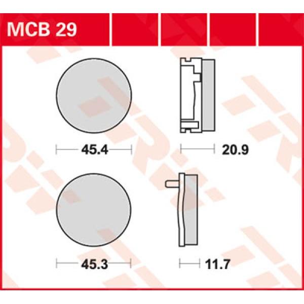 MCB 29