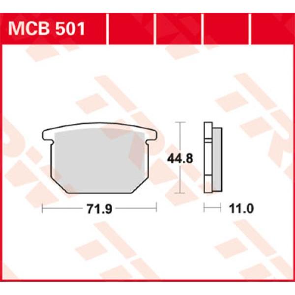 MCB 501