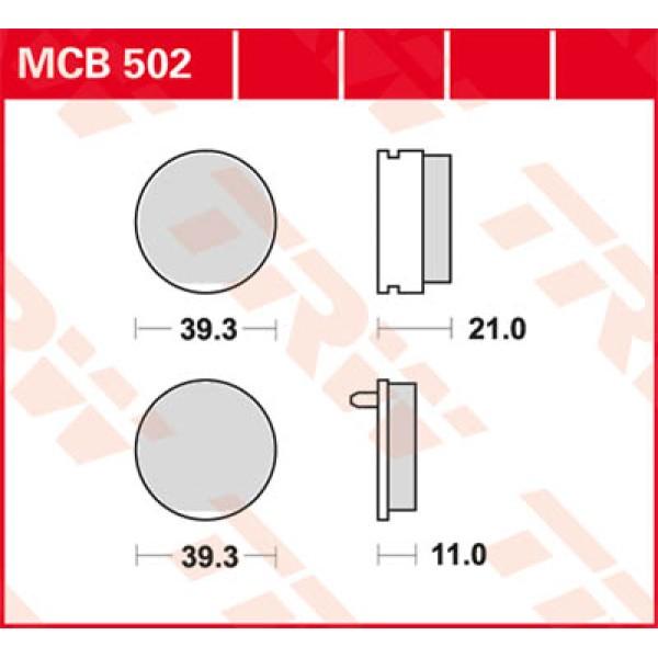 MCB 502
