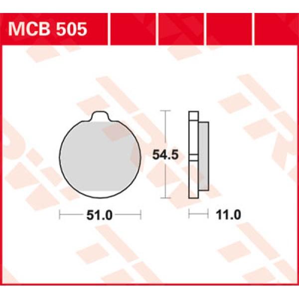 MCB 505