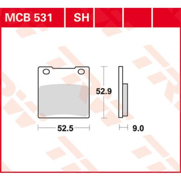 MCB 531