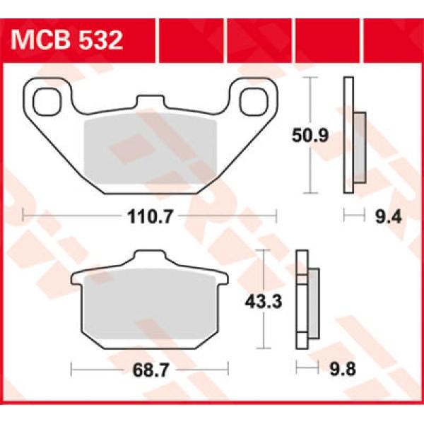 MCB 532