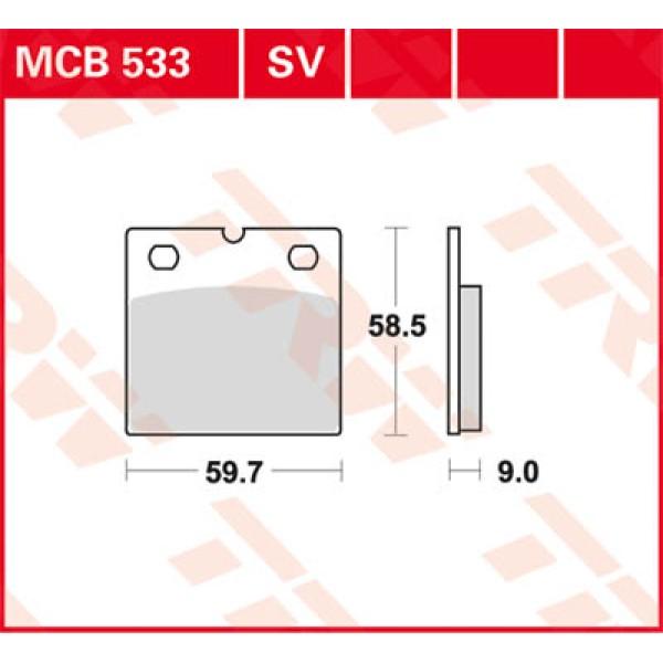 MCB 533