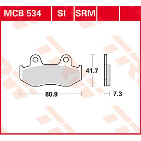 MCB 534