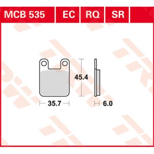 MCB 535