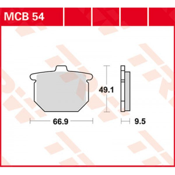 MCB 54 LF