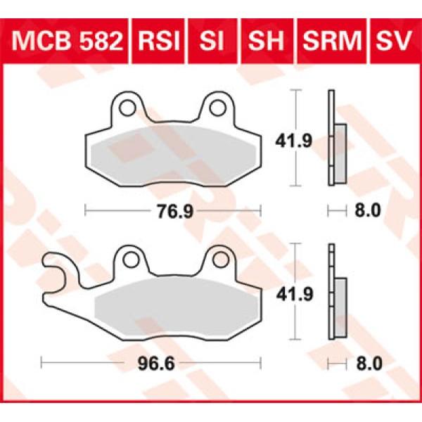 MCB 582 SI