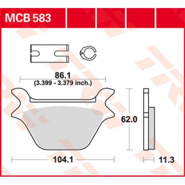 MCB 583