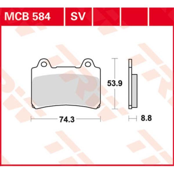MCB 584