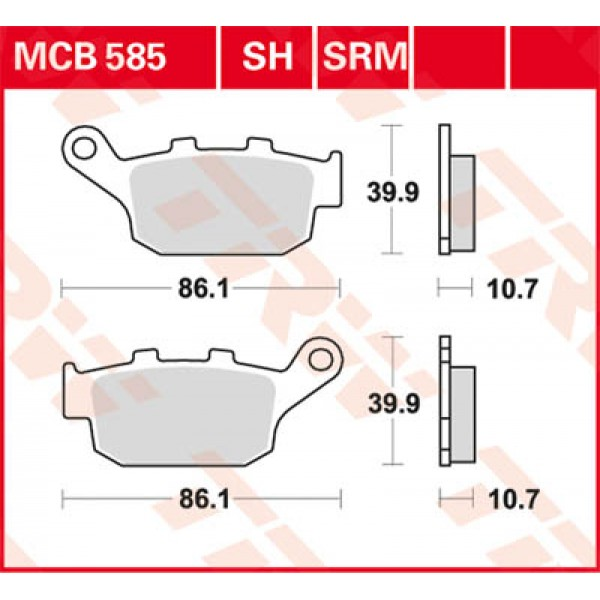 MCB 585