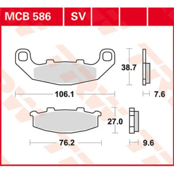 MCB 586