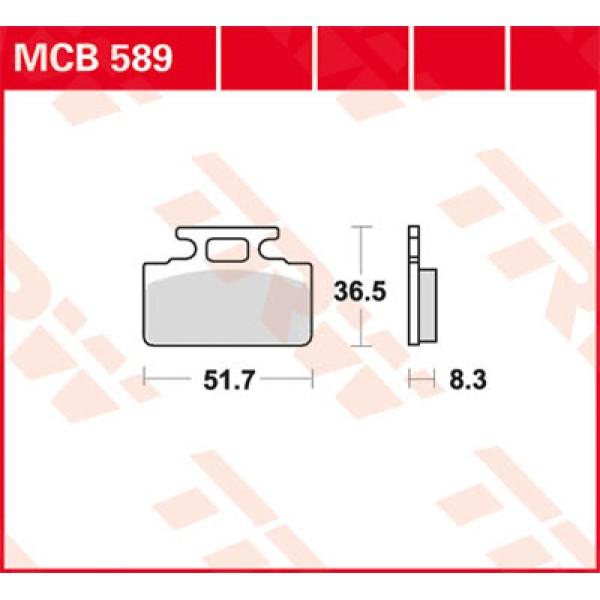 MCB 589