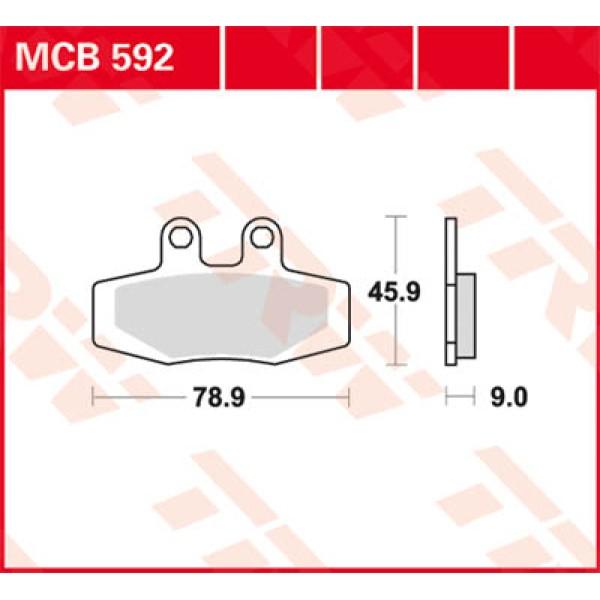MCB 592