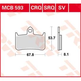 MCB 593
